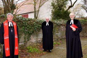 Verabschiedung Pfarrer Sommerfeld